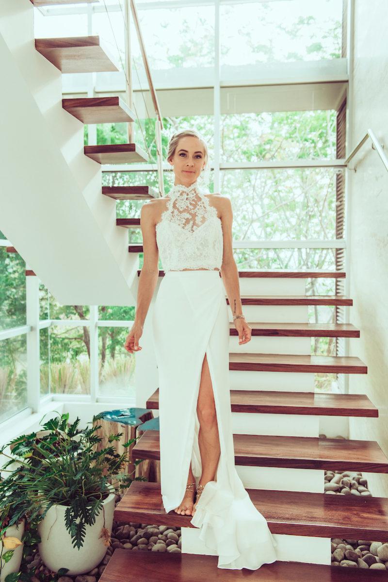 Custom Wedding Dress Perfection